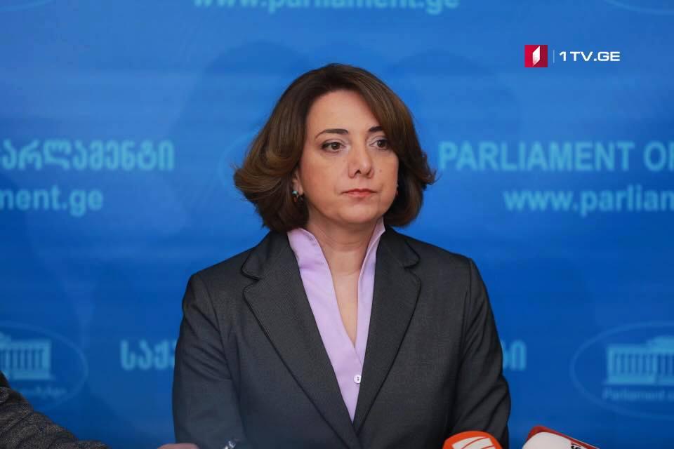Саломе Самадашвили - Ни одна политическая сила, которая хочет будущего, не должна рассматривать коалицию с прошлым