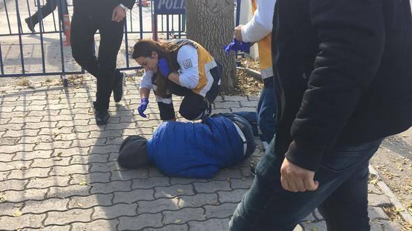 В турецком городе Конья 14-летний грузинский подросток ранен из огнестрельного оружия