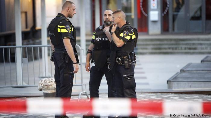 როტერდამში ტერორიზმში ეჭვმიტანილი პირები დააკავეს