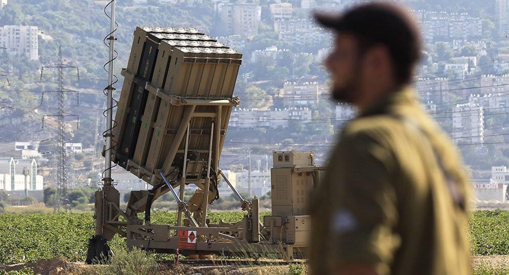 ისრაელის არმიამ ღაზას სექტორიდან ნასროლი ორი რაკეტა ჩამოაგდო