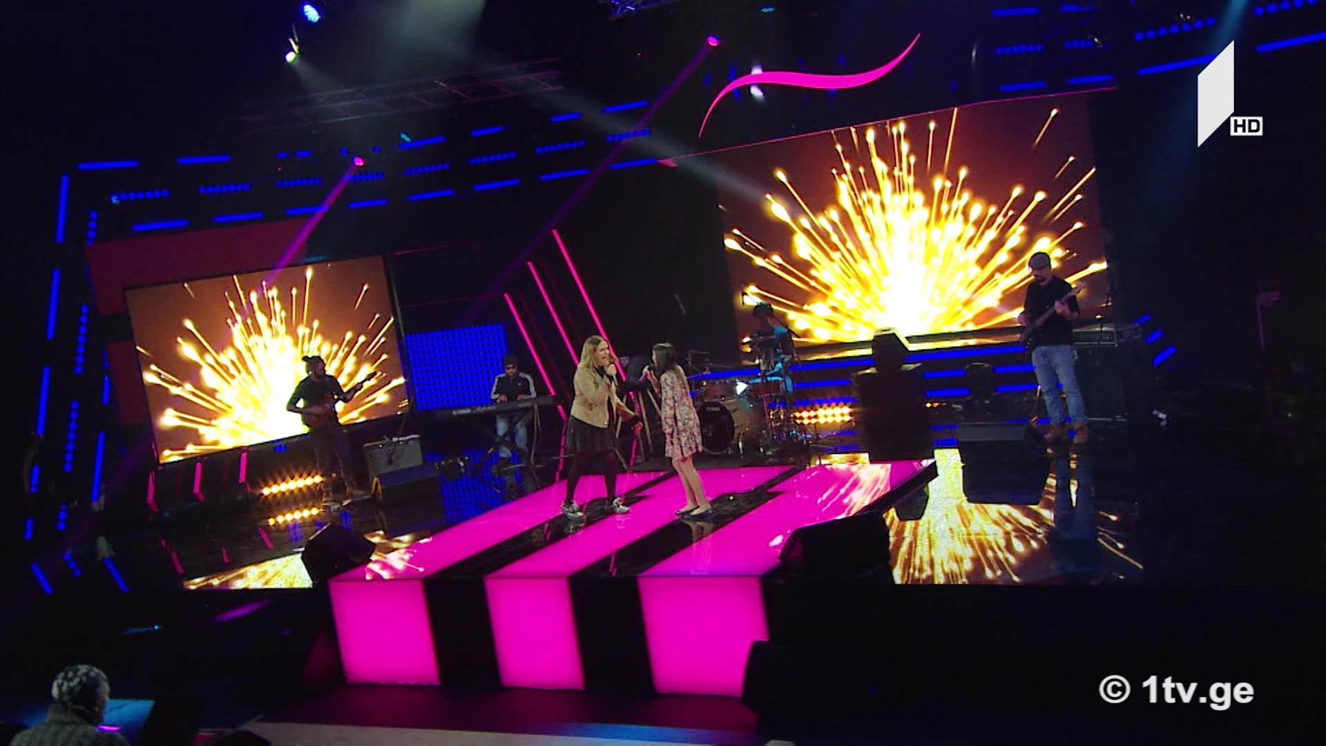მუსიკის ზეიმი პირველ არხზე - #რანინა