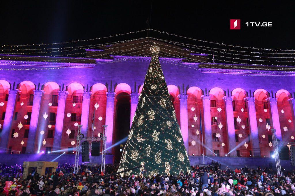 Թբիլիսիի քաղաքապետարանը դեկտեմբերի 31-ին ծրագրված միջոցառումների կապակցությամբ տարածել է լրատվություն
