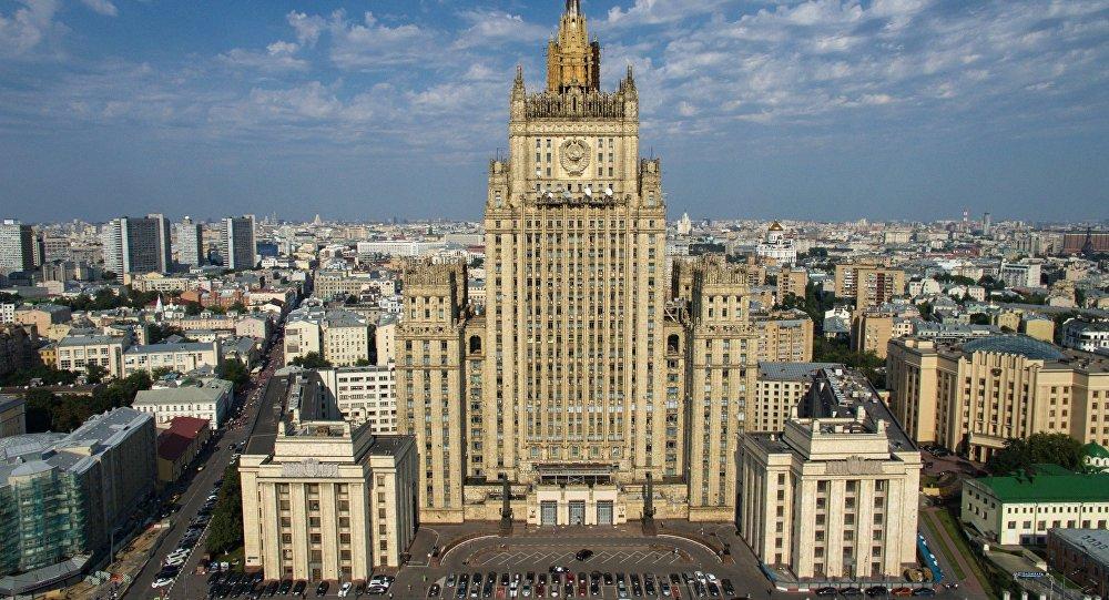 МИД России называет обвинения в кибератаке против Грузии бездоказательными и политически мотивированными