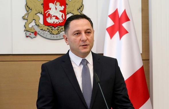 Georgian Minister of Internal Affairs to pay official visit to France