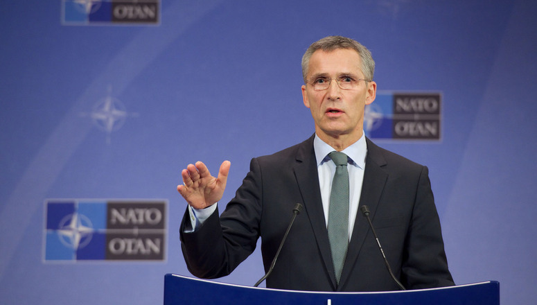 NATO expels seven Russian diplomats, denies accreditation to three more