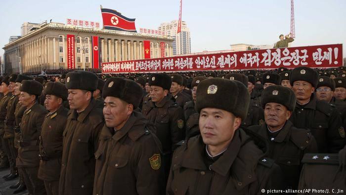ჩრდილოეთ კორეა აშშ-ს ბირთვული ომის საფრთხის შესახებ აფრთხილებს