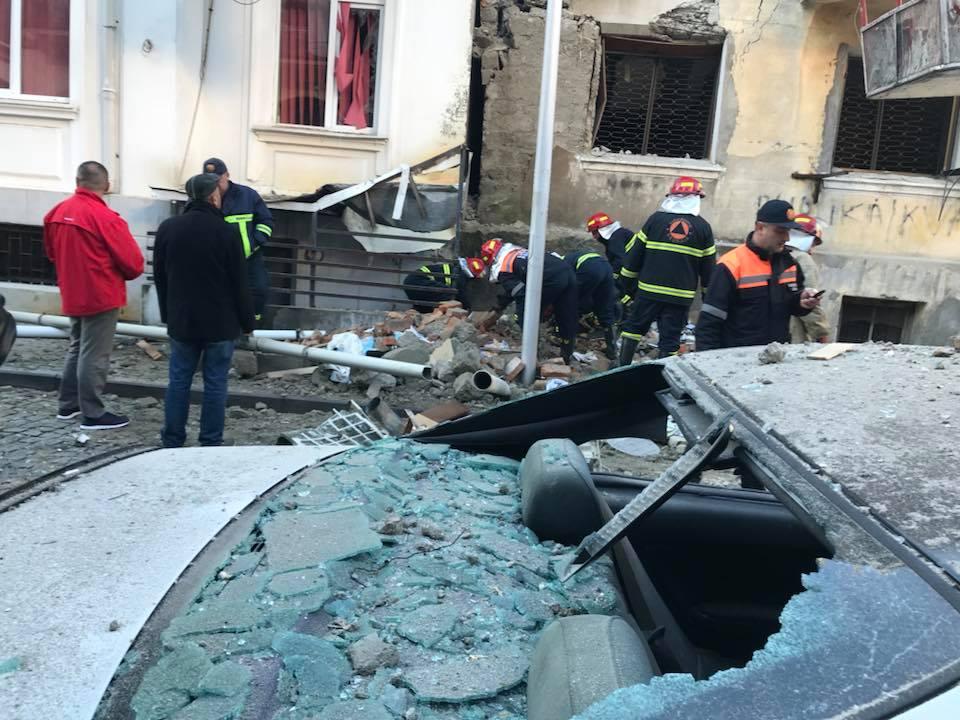 ბათუმში აფეთქების შედეგად ხუთი ადამიანი დაშავდა