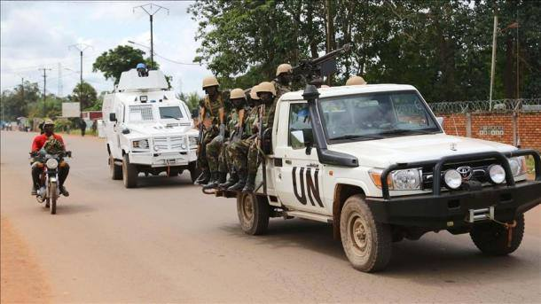 კონგოში გაერო-ს მისიაზეთავდასხმის შედეგად სულ მცირე 14 მშვიდობისმყოფელი დაიღუპა