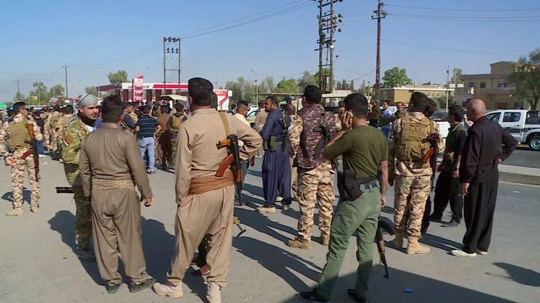 В результате протестов на севере Ирака погибли три человека