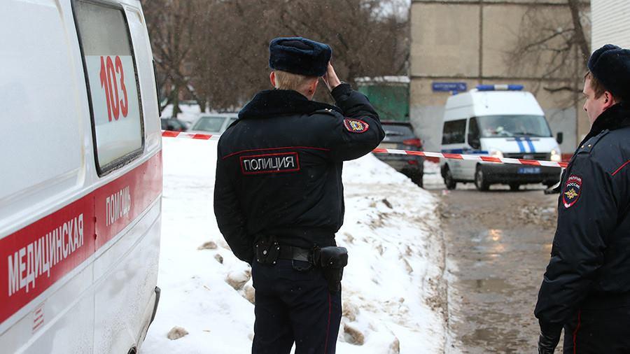 მოსკოვში მამაკაცმა ერთი ადამიანი მოკლა და მძევლები აიყვანა