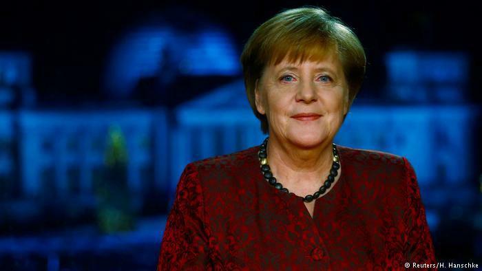 გერმანიის მომავალი მჭიდროდ არის დაკავშირებული ევროპასთან - ანგელა მერკელის საახალწლო მიმართვა