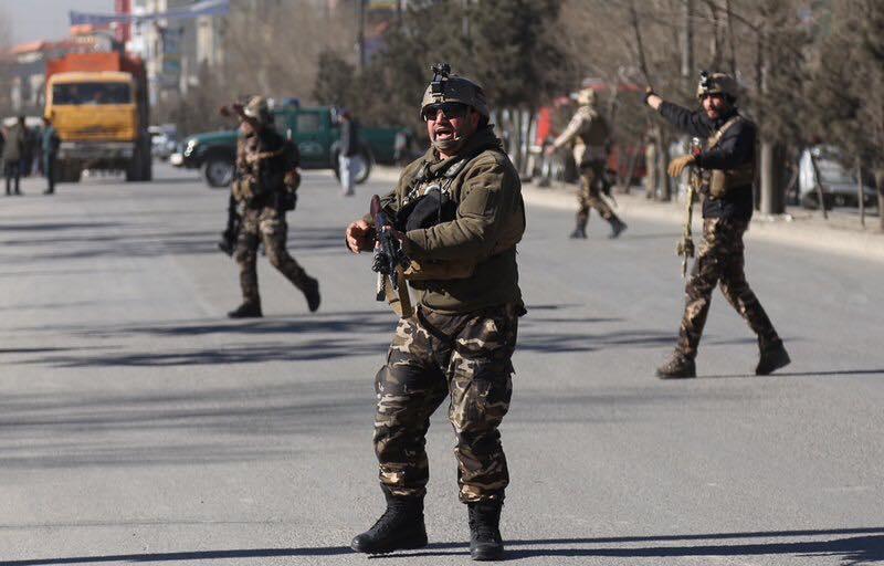 ავღანეთში ამერიკული უპილოტო აპარატის ავიაიერიშის შედეგად ISIS-ის ექვსი მებრძოლი დაიღუპა