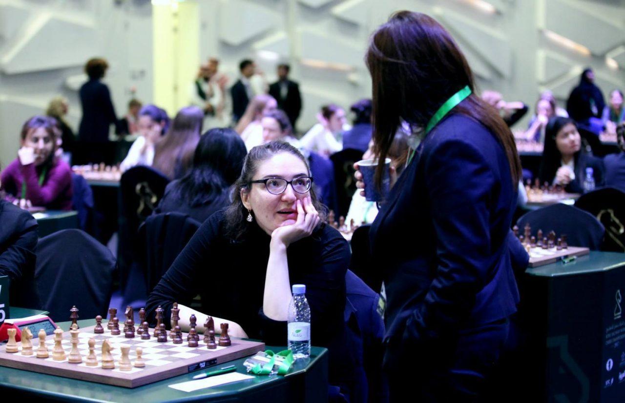 ნანა ძაგნიძე სწრაფ ჭადრაკში მსოფლიო ჩემპიონია