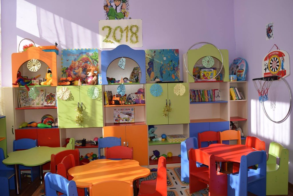 ახალციხის მუნიციპალიტეტის სოფელ კლდეში ახალი საბავშვო ბაღი გაიხსნა