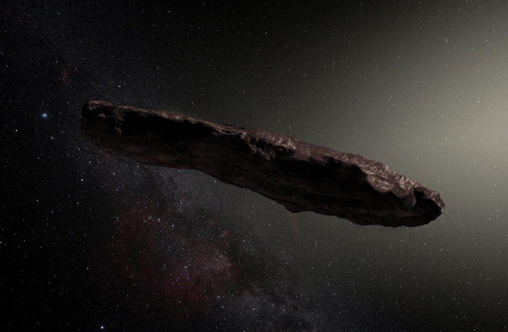 მზის სისტემის სტუმარ ობიექტს არამიწიერი ცივილიზაციის სიგნალები არ აღმოაჩნდა