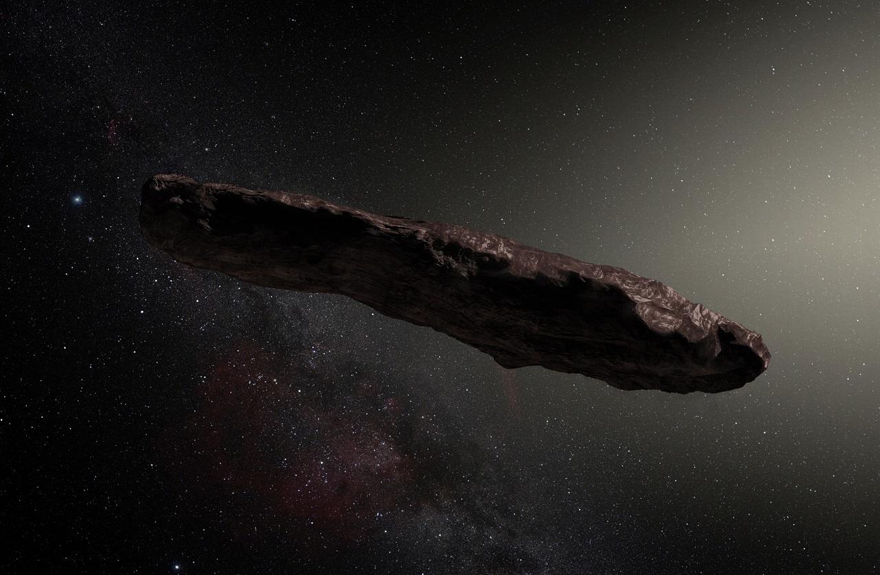 მზის სისტემის სტუმარ ობიექტს უცნაური ორგანული საფარი აქვს - ოუმუამუას კვლევა გრძელდება