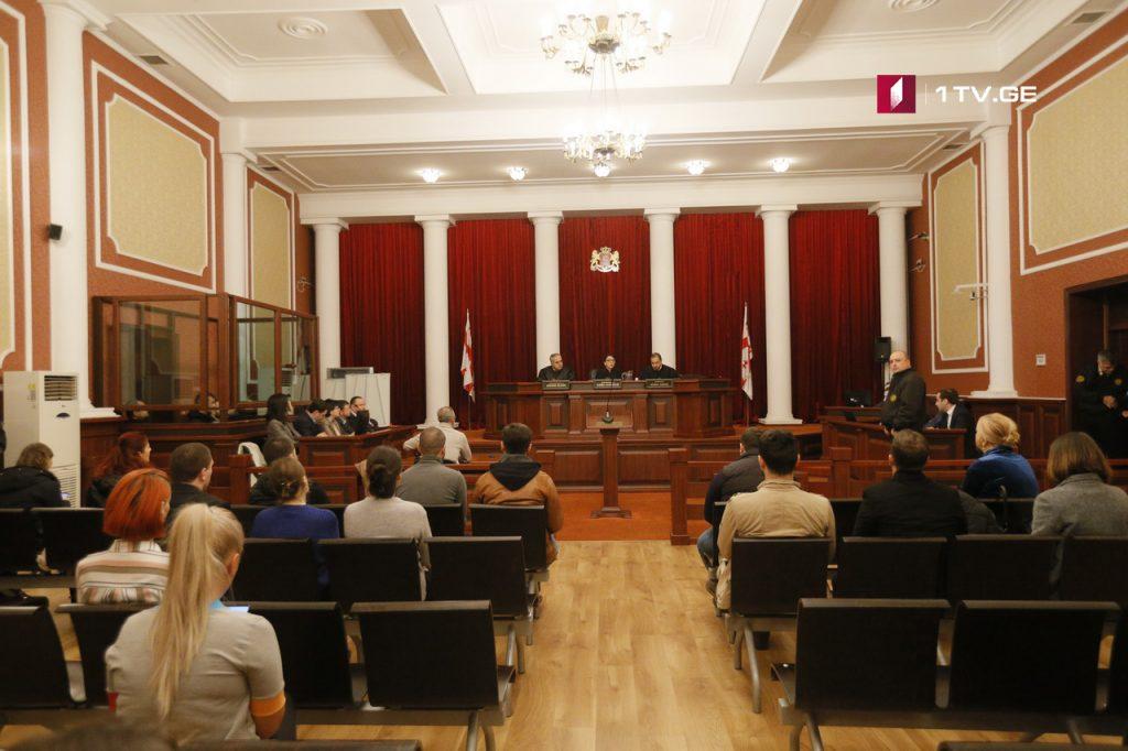 В Апелляционном суде закрылось заседание по делу о цианиде