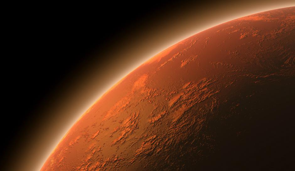 მარსის ატმოსფერო მზის ქარებისგან საკმაოდ კარგადაა დაცული - ახალი კვლევა