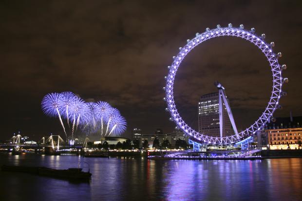 ახალი წლის ღამეს ლონდონშიდამატებითი სათვალთვალო კამერებიდამონტაჟდება