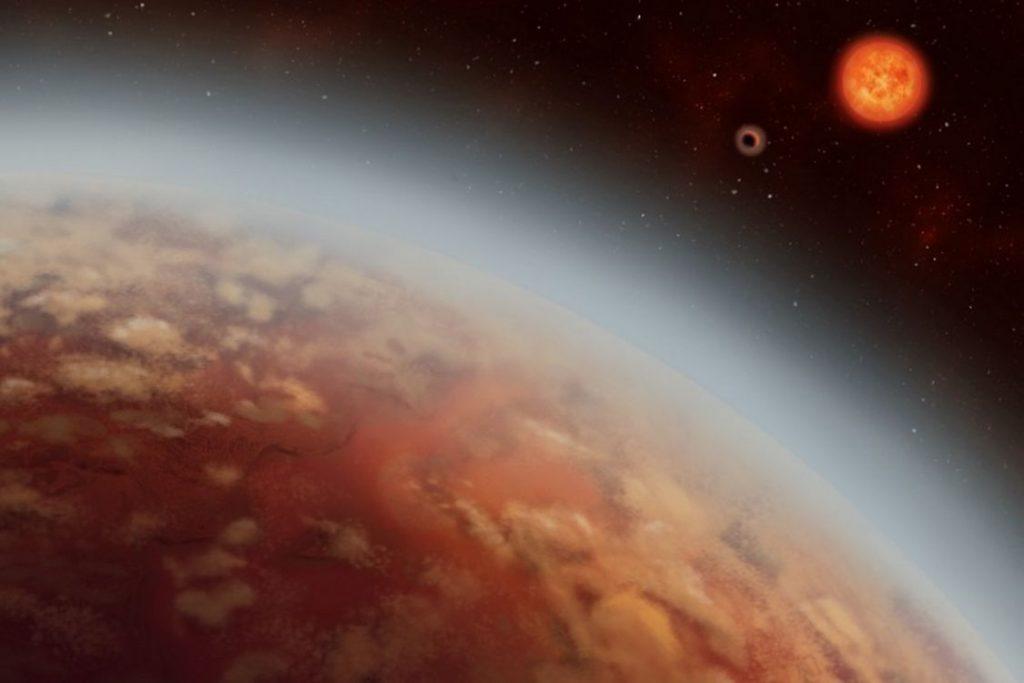 შორეულ ვარსკვლავთან ორი სუპერდედამიწა აღმოაჩინეს - ერთ მათგანზე, სავარაუდოდ, წყალია