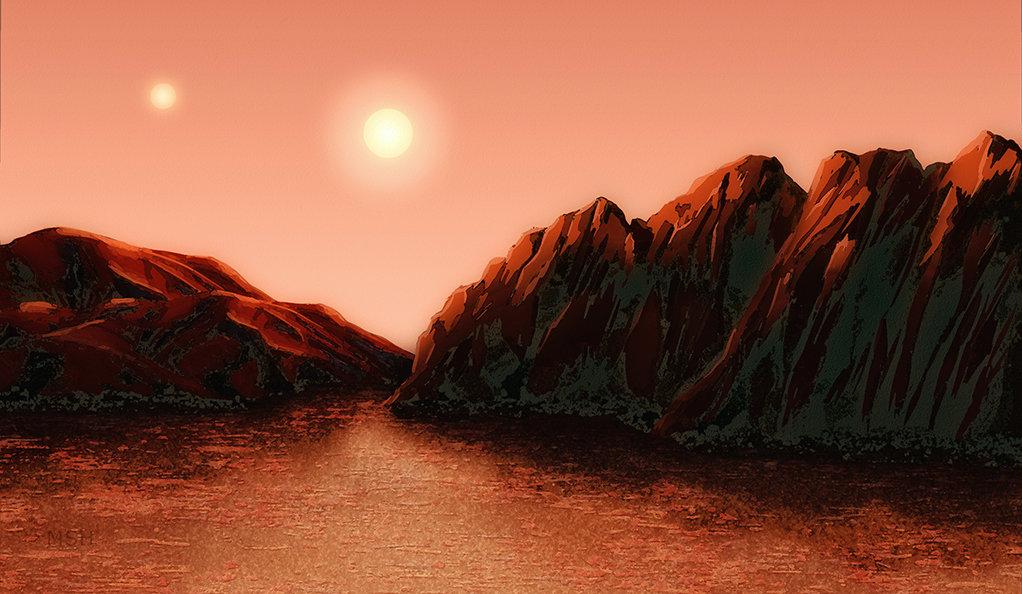 მეზობელი ალფა კენტავრის ვარსკვლავურ სისტემაში ახალი პლანეტების აღმოჩენის ახალი მეთოდი