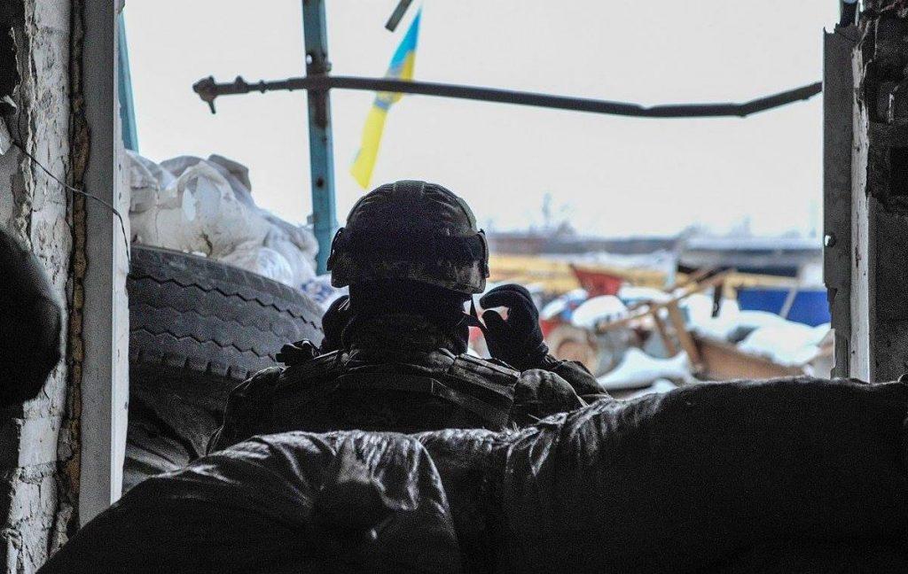 დონბასში შეტაკებების შედეგად ოთხი უკრაინელი ჯარისკაცი დაიღუპა