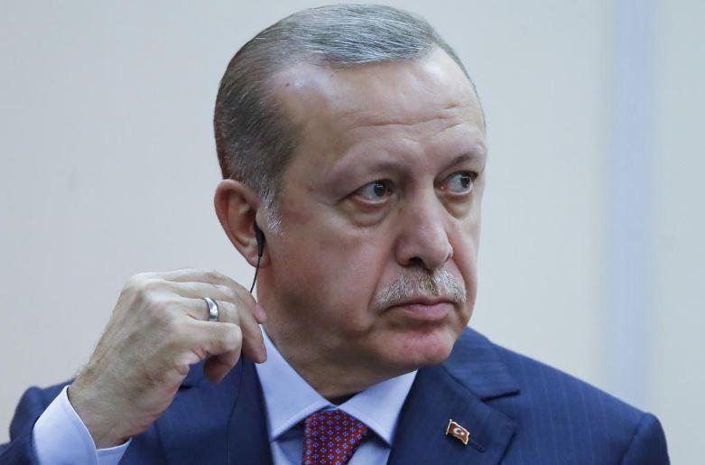 თურქეთის პრეზიდენტმა შესაძლოა, ანგელა მერკელთან პრესკონფერენცია ჩაშალოს