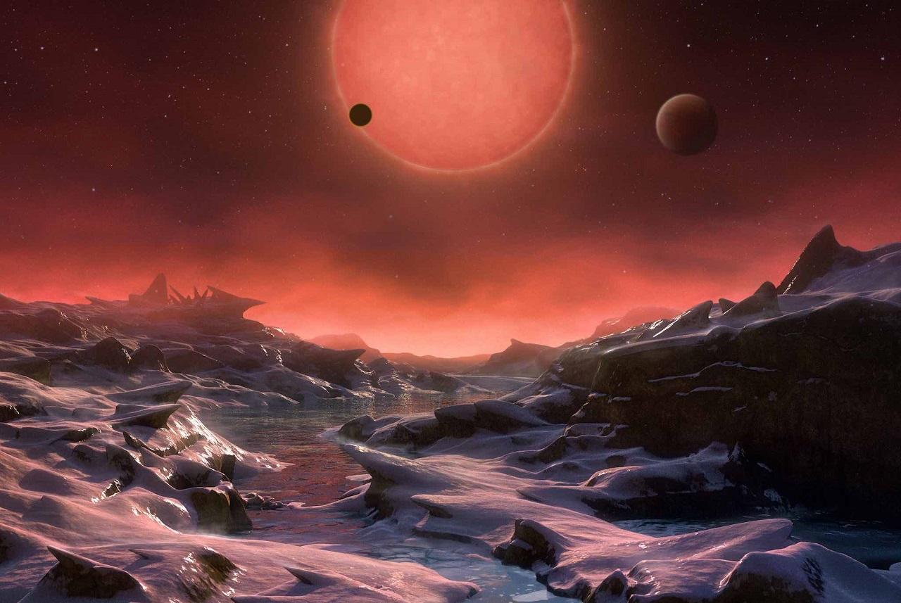 ასტრონომები ეგზოპლანეტებზე არამიწიერი სიცოცხლის შანსებს ამცირებენ - რა ხდება წითელ ჯუჯა ვარსკვლავებთან