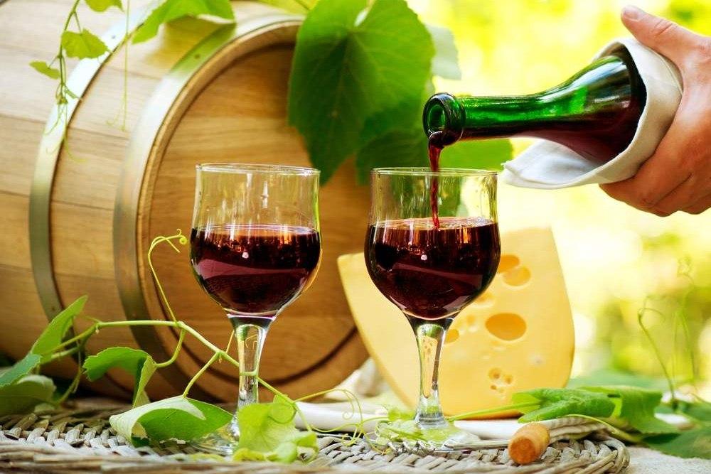 Export of Georgian wine increased by 54%