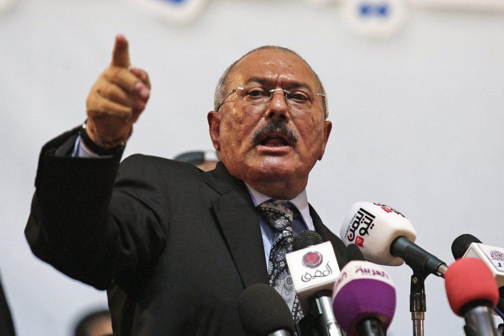 იემენში ყოფილი პრეზიდენტი ალი აბდალა სალეჰი მოკლეს