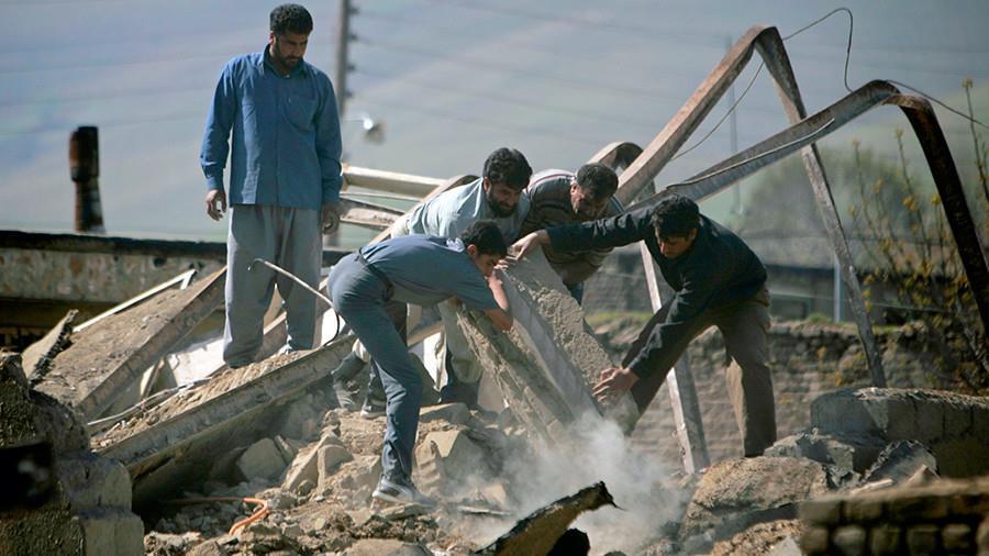 ირანის ჩრდილოეთში მიწისძვრას ერთი ადამიანის სიცოცხლე ემსხვერპლა