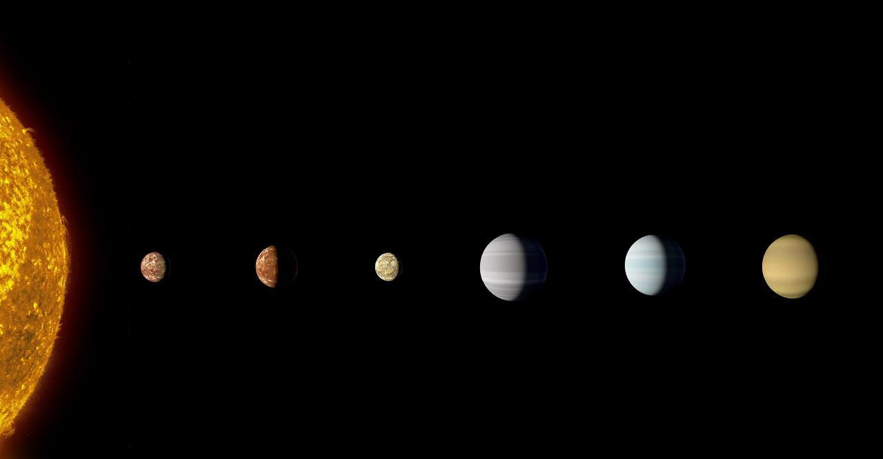ხელოვნურმა ინტელექტმა შორეულ ვარსკვლავთან 8 ეგზოპლანეტა აღმოაჩინა - NASA-ს პრესკონფერენციის დეტალები