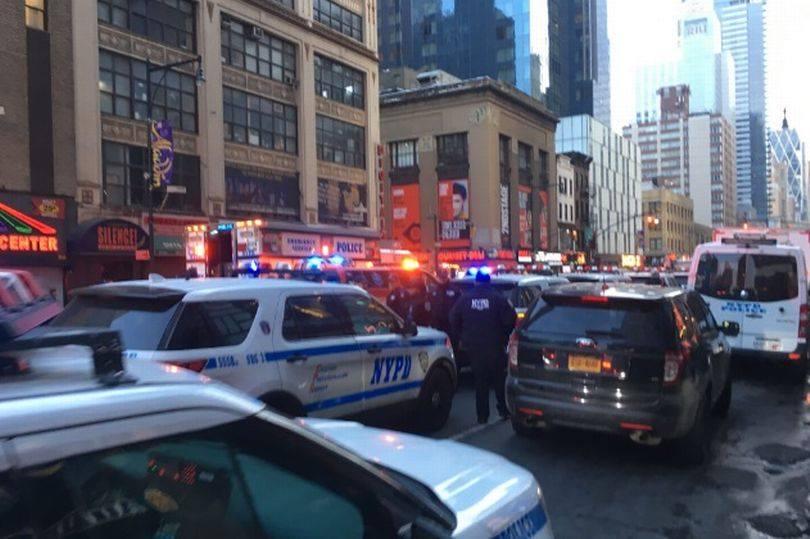 მანჰეტენზე აფეთქების ბრალდებით ერთი მამაკაცია დაკავებული