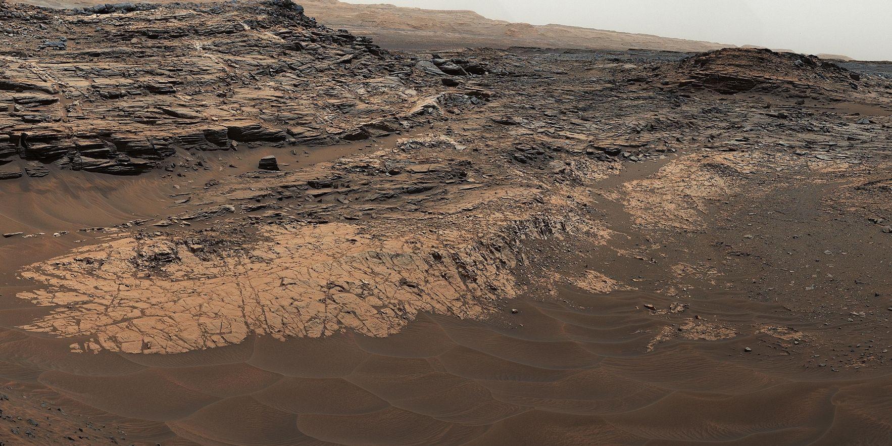 მარსზე სიცოცხლე მიწისქვეშ უნდა ვეძებოთ - ახალი კვლევა