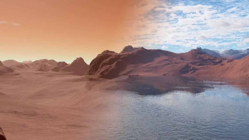სად გაქრა მარსის წყალი - წითელი პლანეტის წიაღი შეიძლება დიდ საიდუმლოს მალავს