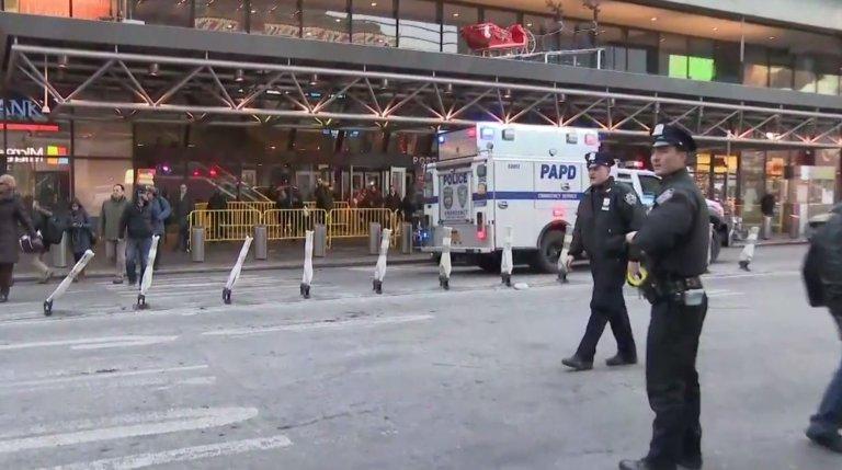 ნიუ იორკში, მანჰეტენზე აფეთქება მოხდა