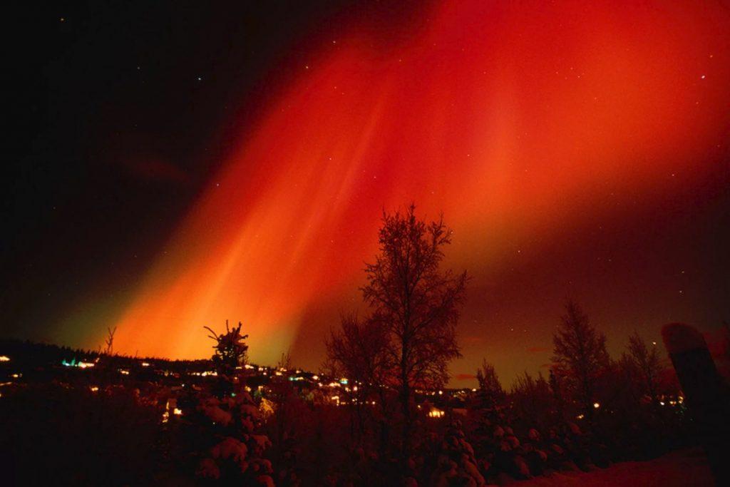 სისხლისფერი ცა ჩინეთის თავზე - იდუმალი მოვლენა 3 საუკუნის შემდეგ ამოხსნეს