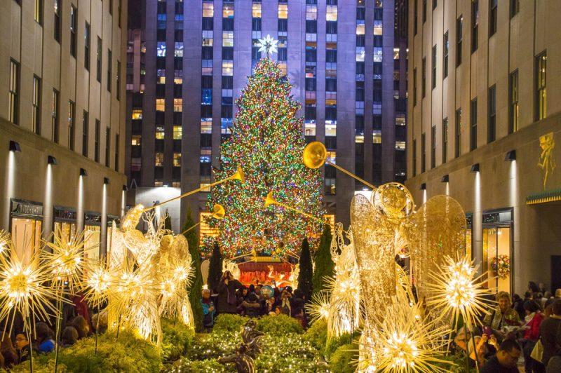 Города мира в ожидании Рождества - фотоистория