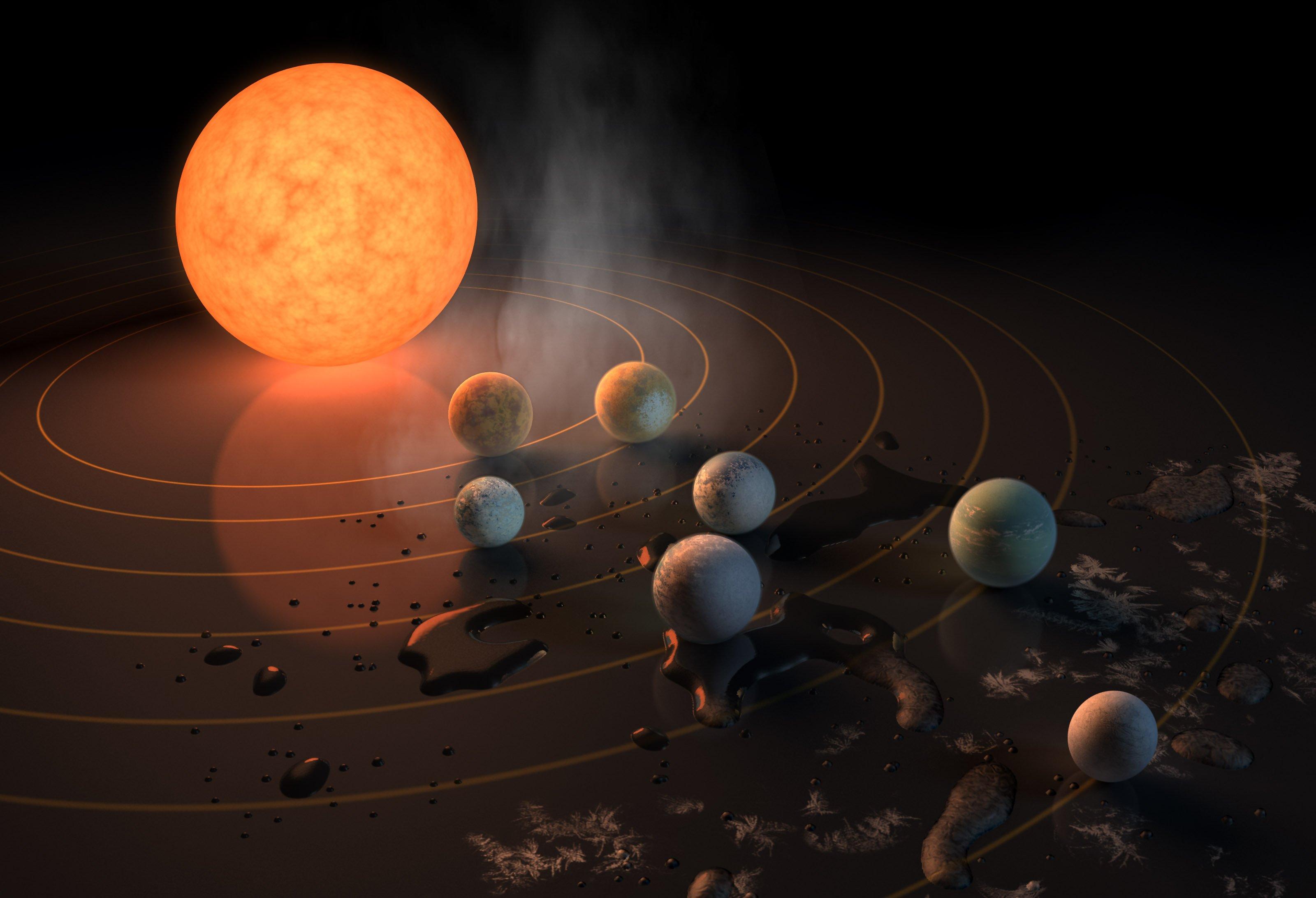 2017 წელს აღმოჩენილი ყველაზე საინტერესო და უცნაური უცხო პლანეტები