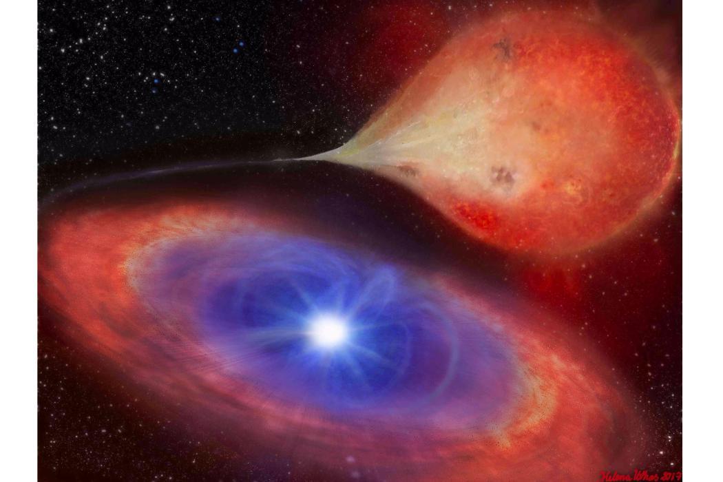 როგორ ნადიმობენ დამშეული თეთრი ჯუჯები სხვა ვარსკვლავებისგან მოპარული მატერიით - ახალი აღმოჩენა
