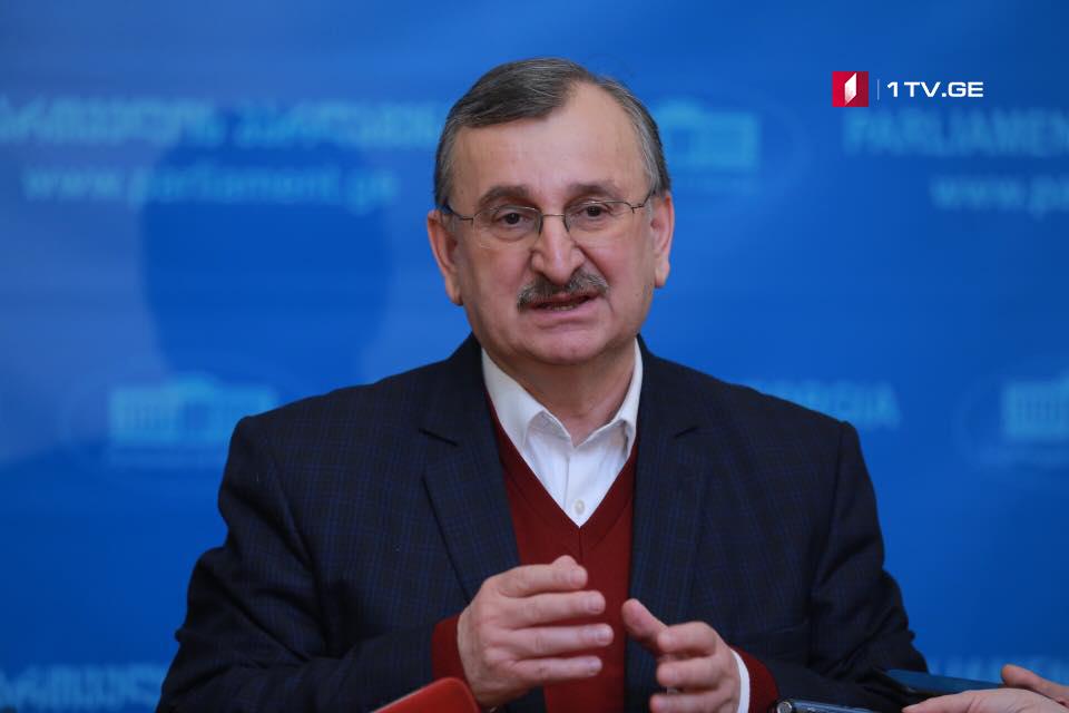 Роман Гоциридзе поясняет, что хотел сказать Михаил Саакашвили