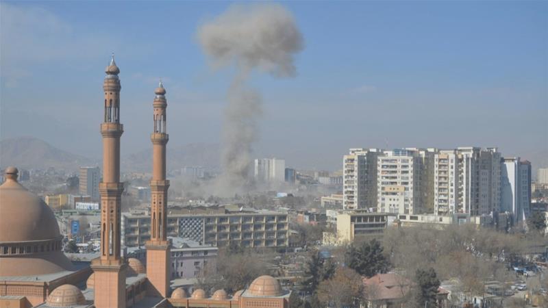 Кабулы  химарæг террорист  йæхи спырх кодта – ис дзы  амæттаг