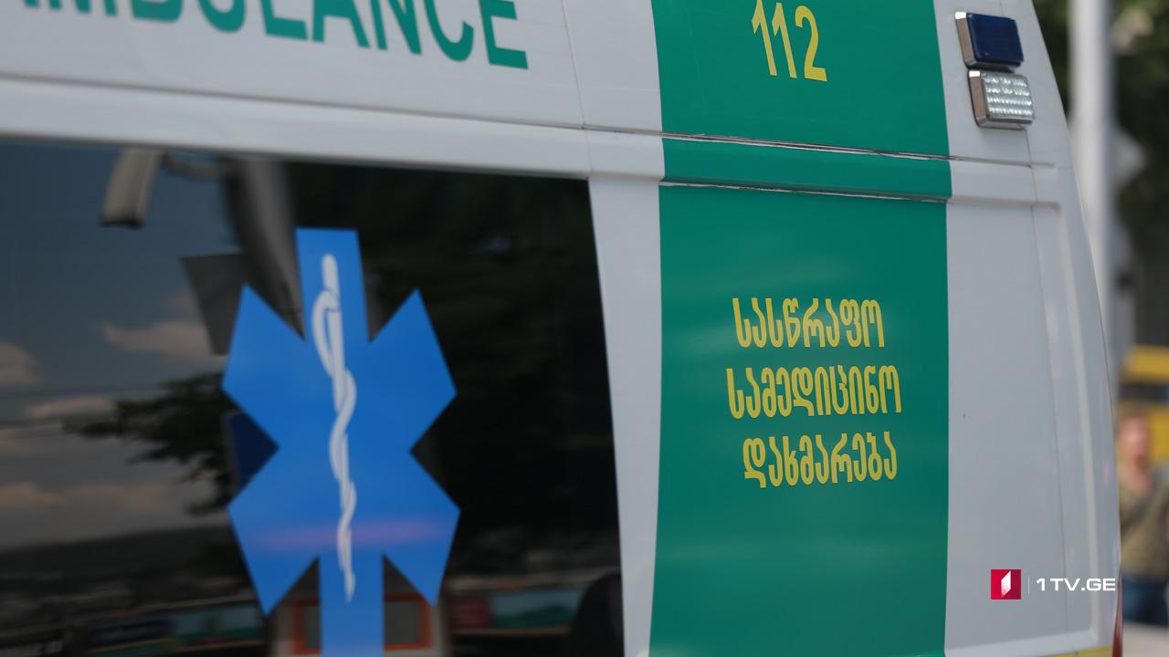 მინდელის შახტაში დაშავებულერთ-ერთ მეშახტესტყიბულის საავადმყოფოდან ქუთაისში გადაიყვანენ