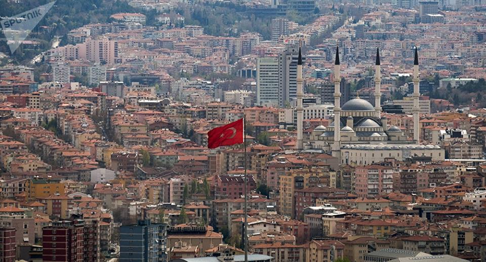 თურქეთის საგარეო საქმეთა სამინისტროში აშშ-ის წარმომადგენელი გამოიძახეს
