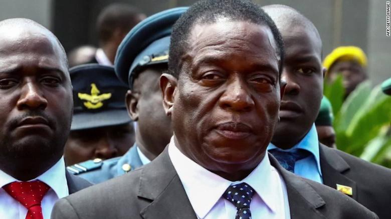 ზიმბაბვეს პრეზიდენტი - დემოკრატიის დონე ზიმბაბვეში მაღალია