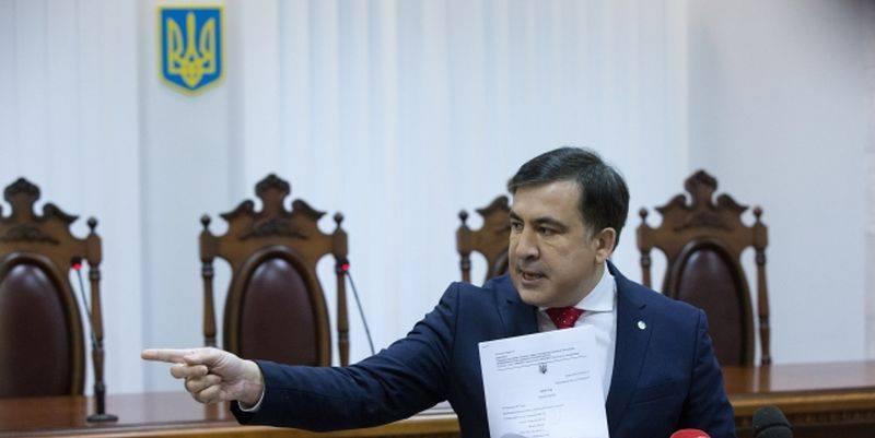 Михаил Саакашвили – Во время «Оранжевой революции» мы отключили в Украине грузинский Общественный Вещатель и включили «Пятый канал»