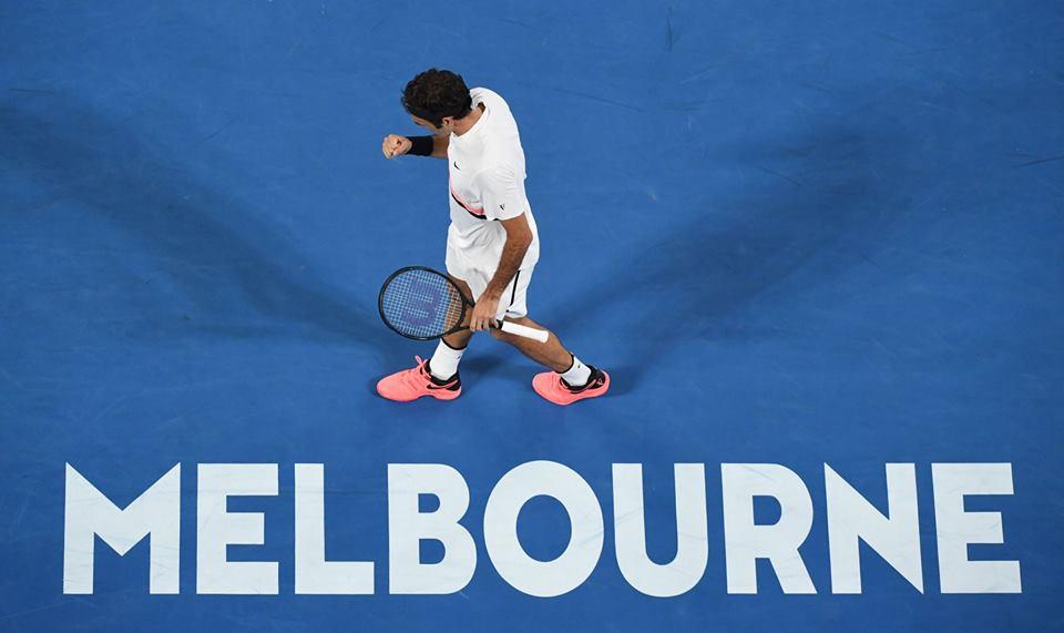 AusOpen 2018 - Роджер Федерер в шестой раз выиграл