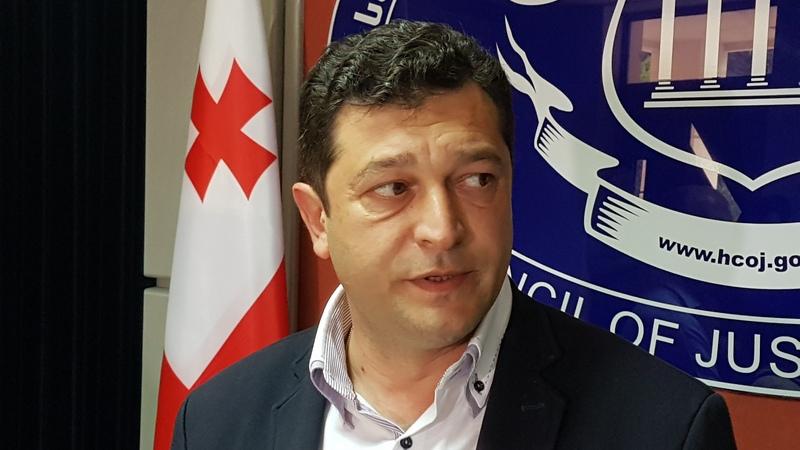 Вахтанг Мчедлишвили – Думаю, Анна Долидзе хорошо проявит себя перед вызовами, которые стоят перед судебной системой