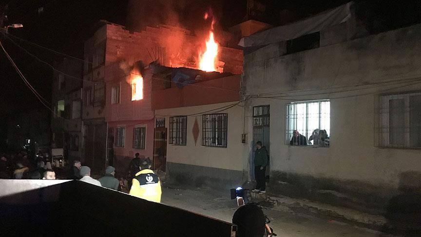 თურქეთის ქალაქ კილისში სარაკეტო დარტყმებსორი ადამიანი ემსხვერპლა