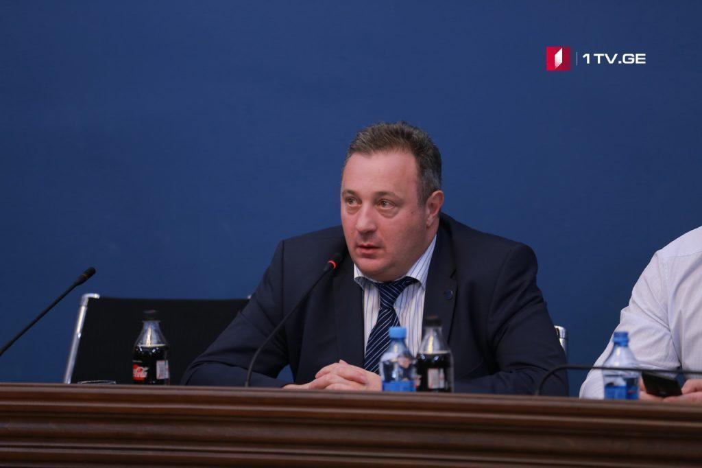 Акакий Зоидзе- Бюджет 2019 года ориентирован на человека